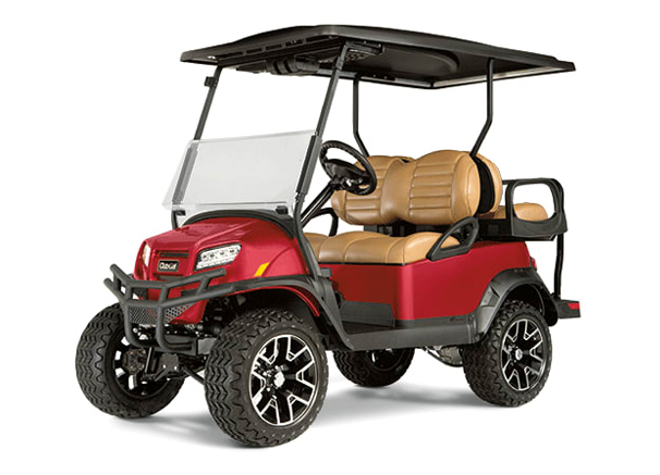 Club Car golf cart image