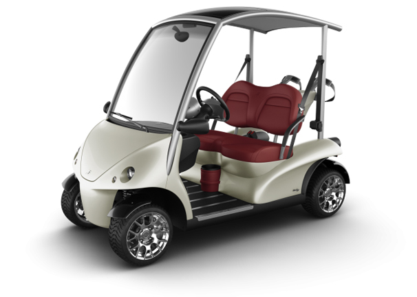 Garia golf car image