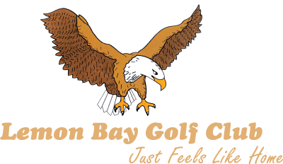 Lemon Bay Golf Club logo image