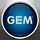 GEM logo image