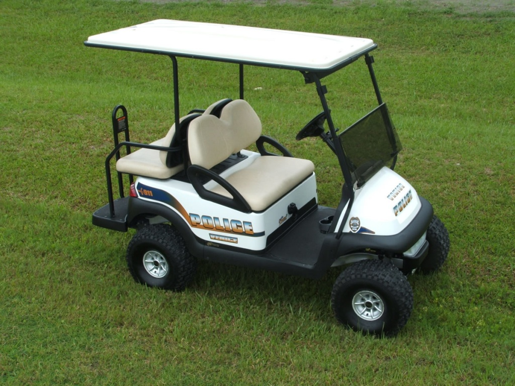 Venice Police golf cart image