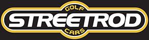 Streetrod Golf Cars logo image